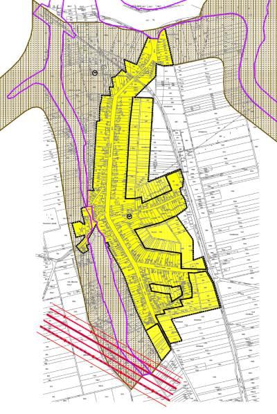 Građevinsko područje - Čakovci Izmjene i dopune