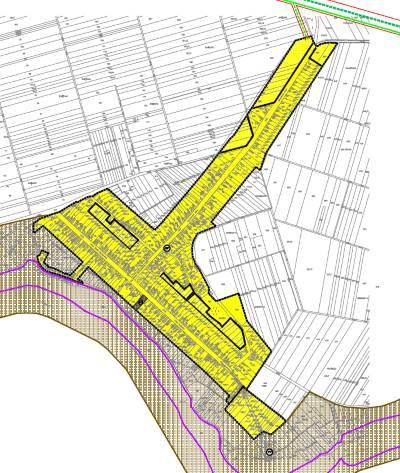 Građevinsko područje - Mikluševci Izmjene i dopune