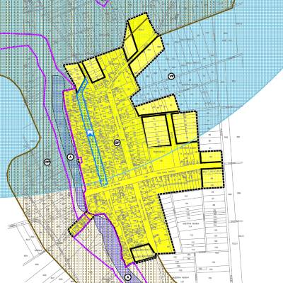 Građevinsko područje - Tompojevci Izmjene i dopune