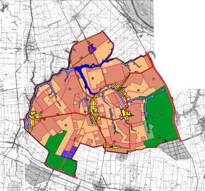 Prostorni plan uređenja Općine Tompojevci - 1 Korištenje i namjena površina Izmjene i dopune