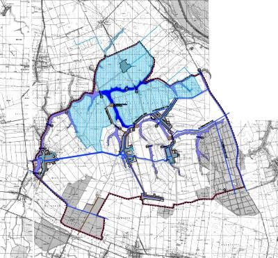 Prostorni plan uređenja Općine Tompojevci - 2c Vodnogospodarski sustav Izmjene i dopune